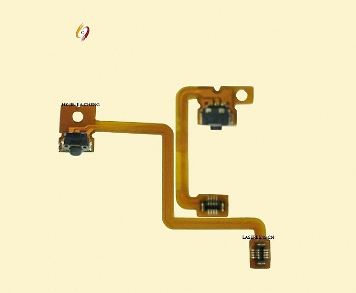 R-L Switch Flex Cable for 3-D-S