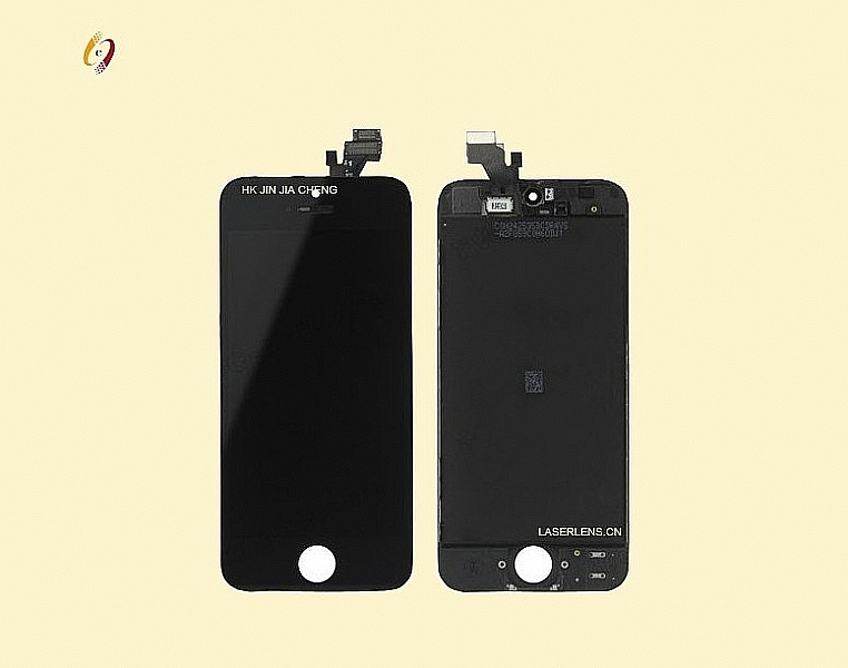 LCD with Digitizer Assembly for Phone 5G(Black)