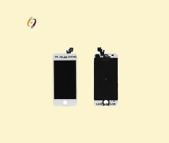 LCD with Digitizer Assembly for Phone 5G(White)