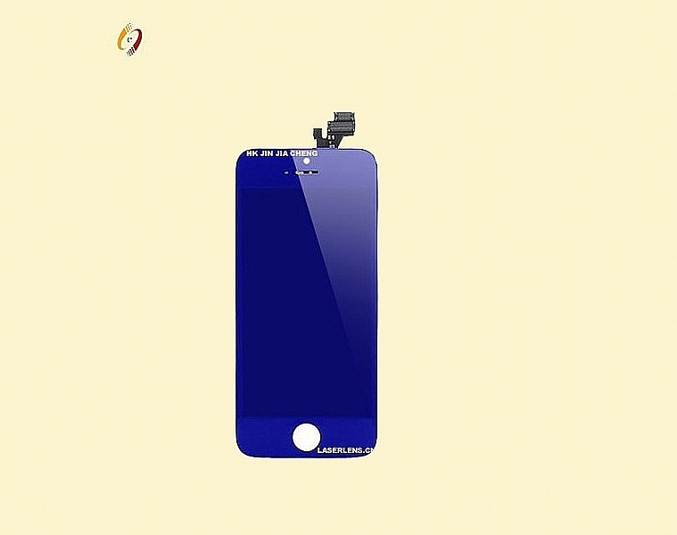 LCD with Digitizer Assembly for Phone 5G(Metallic Blue)