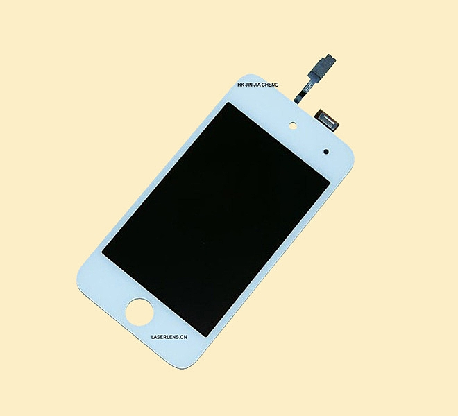 LCD with Digitizer Assembly for Pod Touch4 (White/Black)