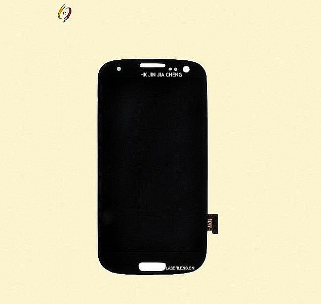 S III i9300 LCD with Digitizer Assembly for SAM Galaxy(Blue/White)