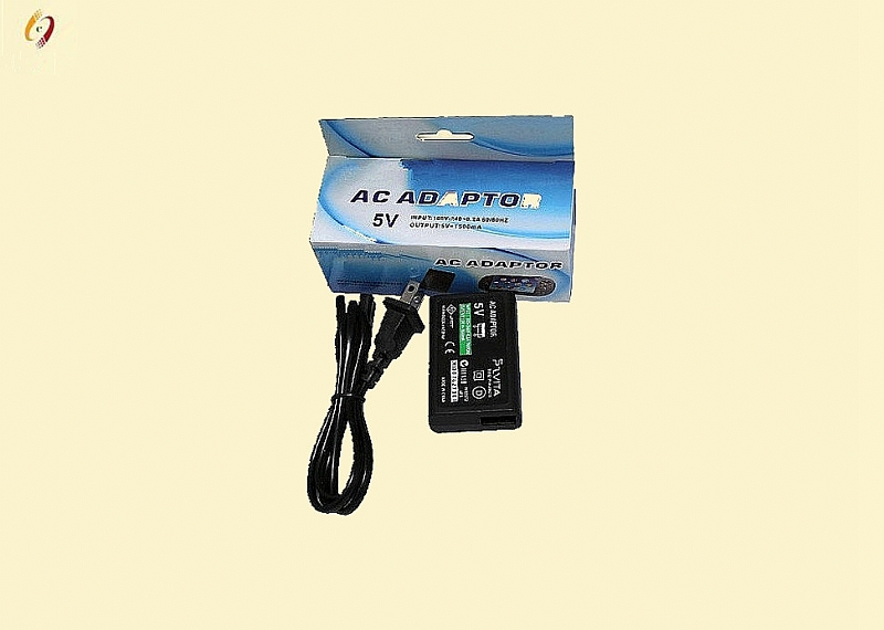 AC Adaptor(with USB Cable or no inclu.USB Cable) for PSVITA