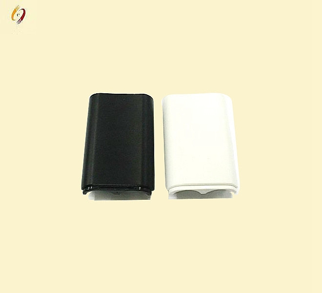 Battery Cover(White/Black) for X-box-360
